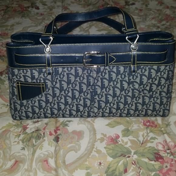 Dior Bags Authentic Christian Handbag   Poshmark cd31f1304e